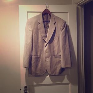 Cordova & Grey Virgin Wool Sport Coat